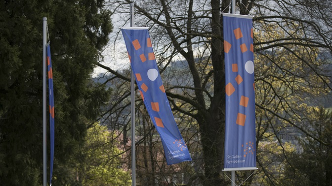 Flags 47. St. Gallen Symposium 2017